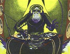 go ape...