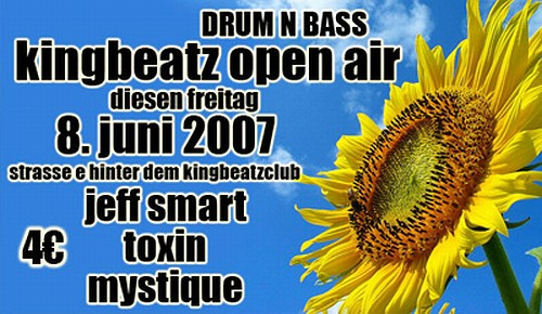 Kingbeatz Open Air