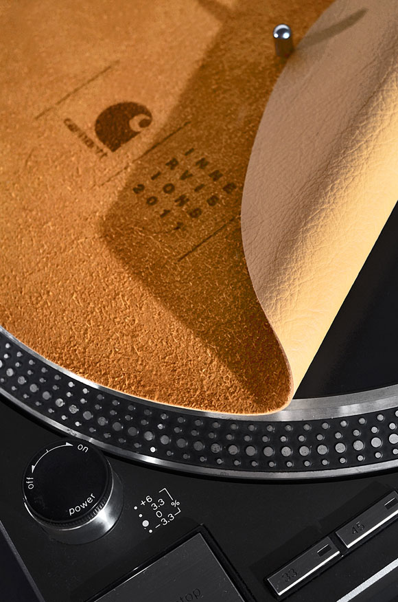 Carhartt vs. Innervisions Leather Slipmat