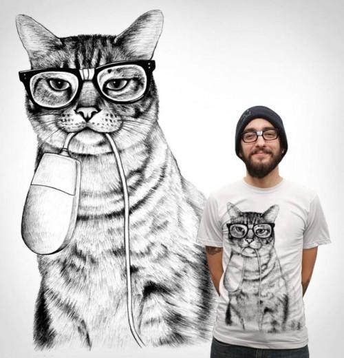 Nerd-Katze