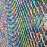 Wand im Design-Mueseum Röhsska