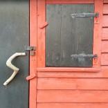 DIY Türknauf auf der Insel Brennö