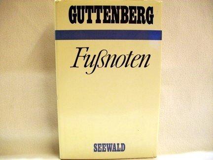 Karl Theodor Freiherr zu Guttenberg - Fußnoten