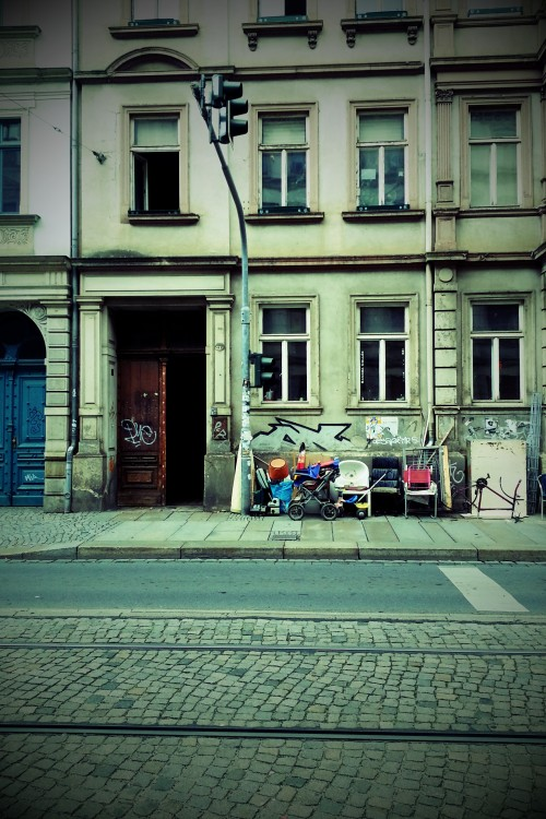 Hoyerswerdaer Straße 32, Dresden