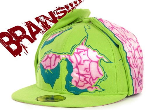 New Era Zombie Trapper Cap