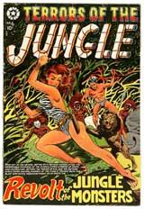 terrors of the jungle