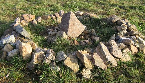 komische steine