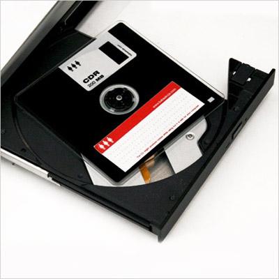 viereckige cd