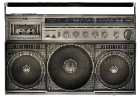 Lyle Owerko - Boombox Project