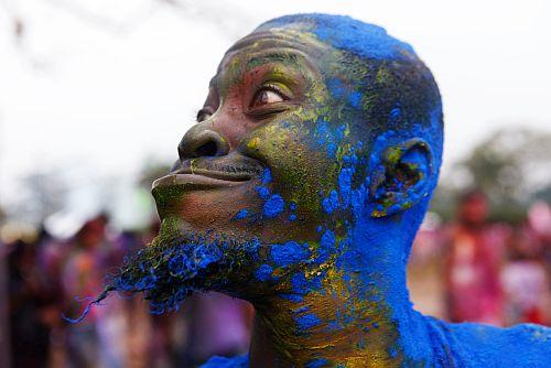 Festival der Farben 2011