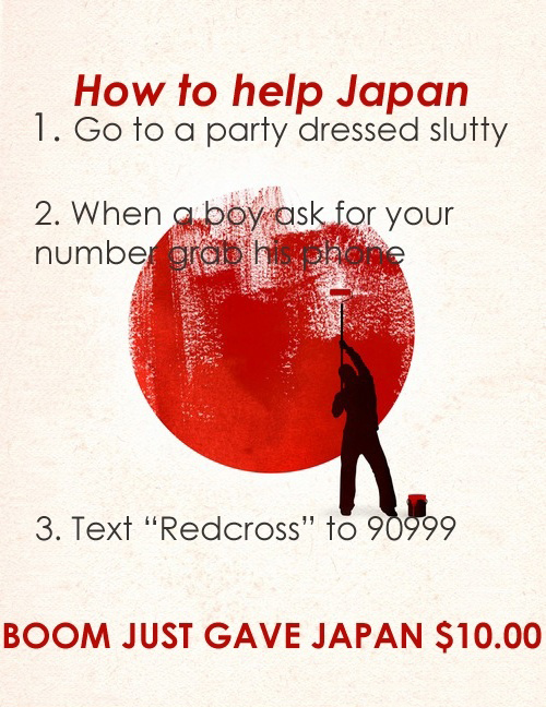 How To Help Japan