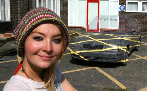 Sara Watson - Invisible car