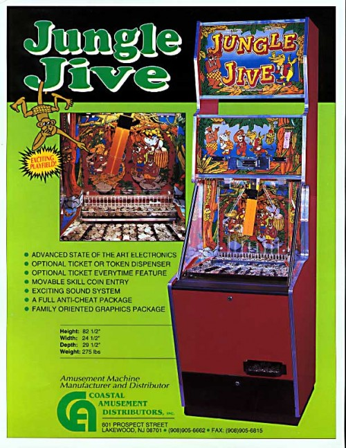 jungle jive one