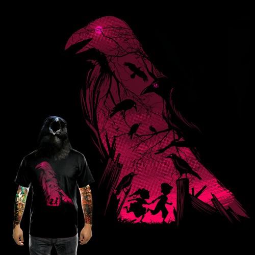 La Fraise Shirt 'Crows Valley'