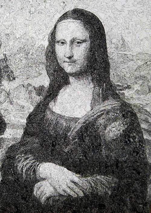Sagaki Keita - Mona Lisa