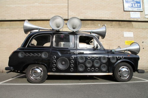 Sound Taxi London