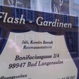 Flash Gardinen
